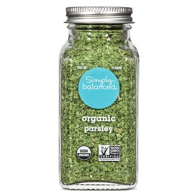 Organic Parsley - .71oz - Simply Balanced™