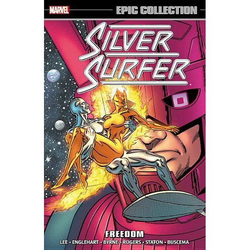 Silver Surfer Epic Collection - (Paperback) - image 1 of 1