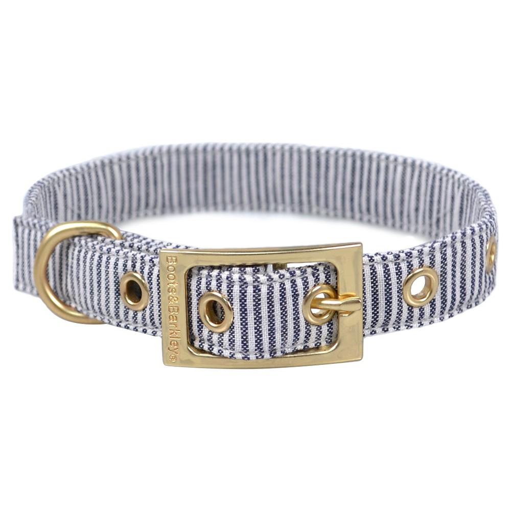 Railroad Stripe Dog Collar Xsmall Boots Barkley 8482