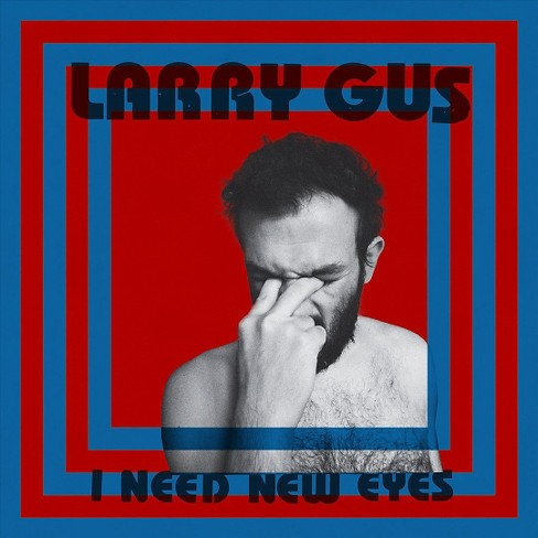 Larry gus - I need new eyes (CD) - image 1 of 1