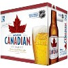 Molson Canadian Beer - 12pk/12 fl oz Bottles - image 2 of 2