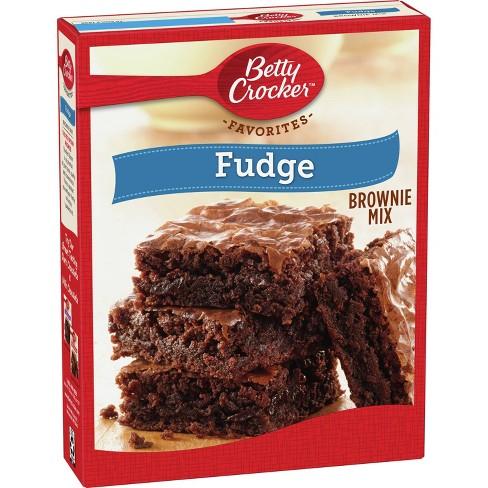 Betty Crocker Fudge Brownie Mix - 18.3oz - image 1 of 4