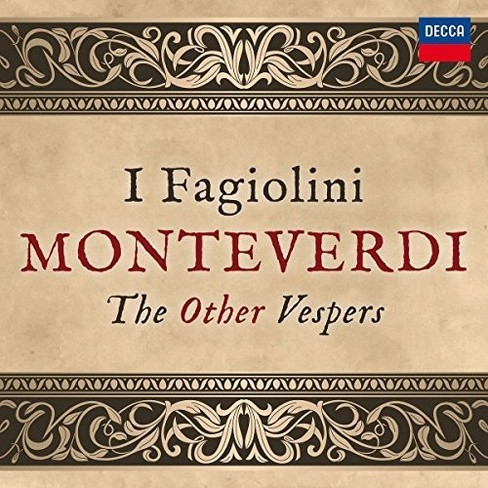 I Fagiolini - Monteverdi:Other Vespers (CD) - image 1 of 1