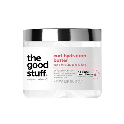 The Good Stuff Curl Hydration Butter - 8.53oz - image 1 of 3