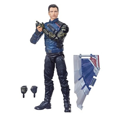 "Hasbro Marvel Legends Series The Falcon and the Winter Soldier 6"" Winter Soldier"