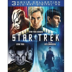 Star Trek Trilogy Collection (Blu-ray + Digital)
