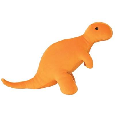 "Manhattan Toy Growly Velveteen T-Rex Dinosaur Stuffed Animal, 11"""