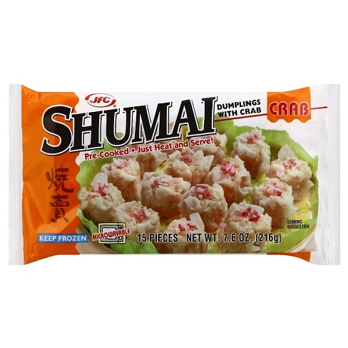 JFC Shumai Frozen Crab - 7.6oz - image 1 of 1