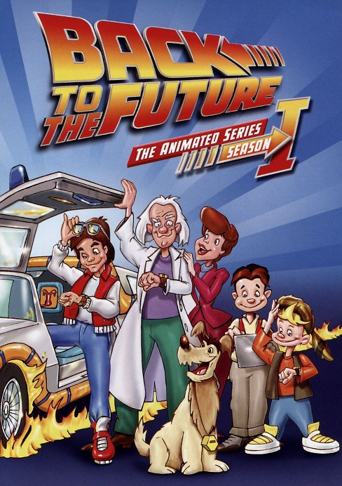 Back to the future:Animated seri ssn1 (DVD) - image 1 of 1
