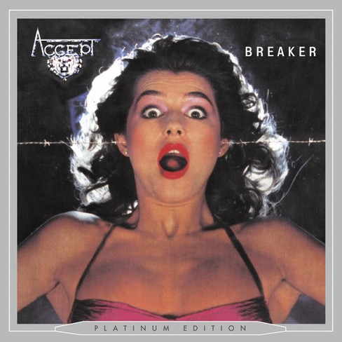 Accept - Breaker (Platinum Edition) (CD) - image 1 of 1