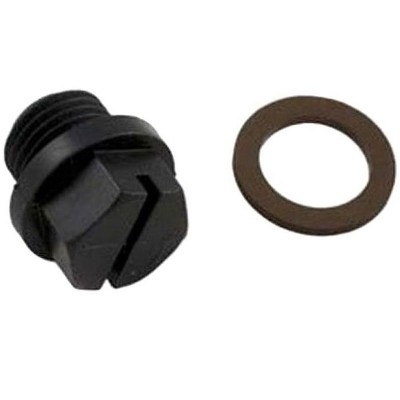Hayward Max-Flo Power-Flo Pump Pipe Plug Replacement with Gasket | SPX1700FG