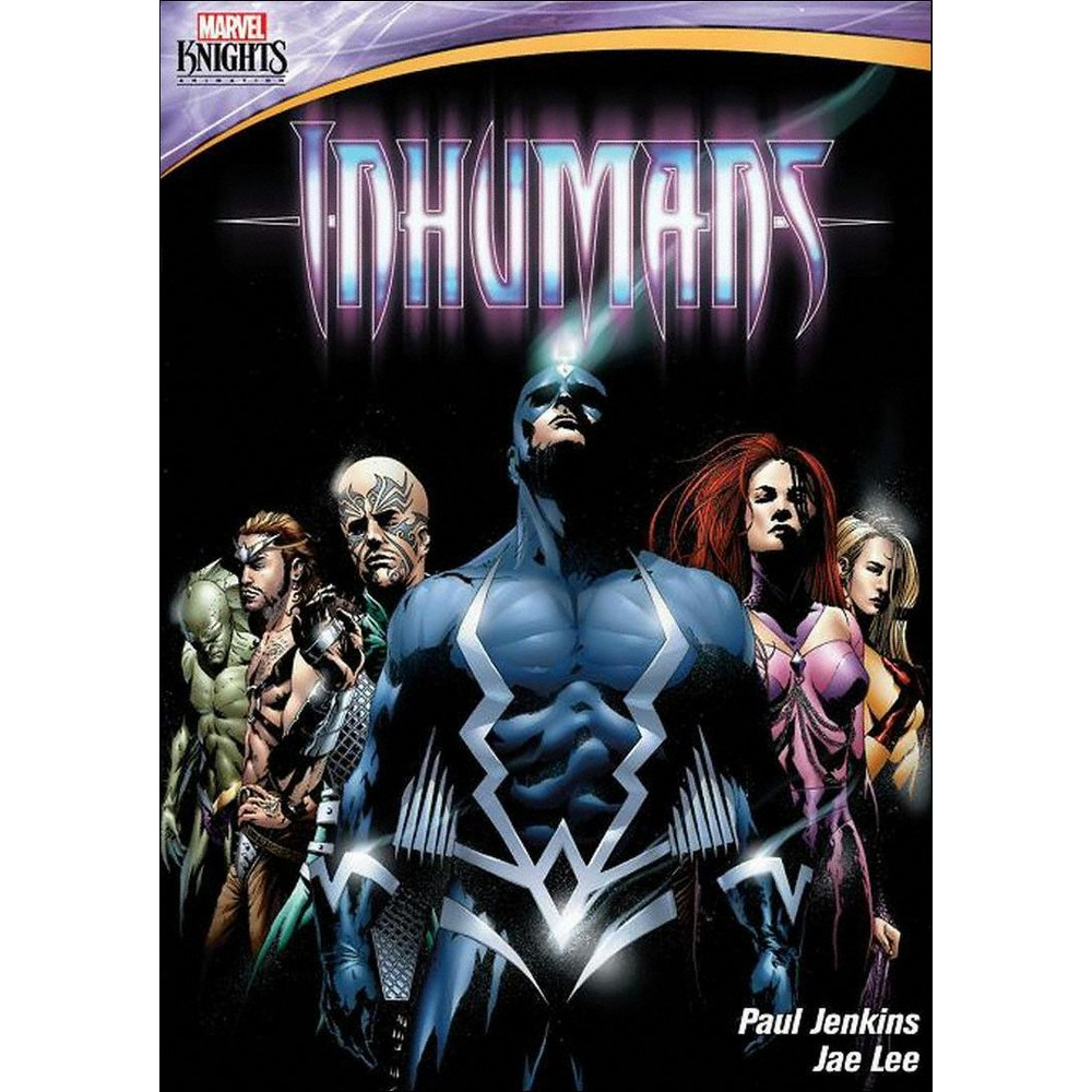 Marvel knights:Inhumans (Dvd)