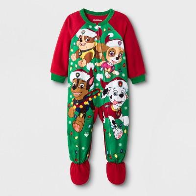 Baby Boys PAW Patrol Blanket Sleeper - Red 12M