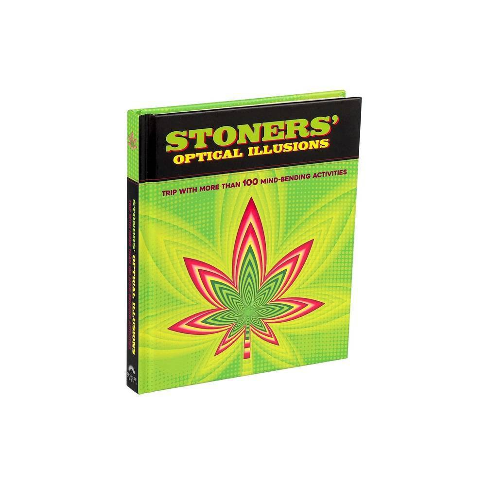 Stoners Optical Illusions Hardcover