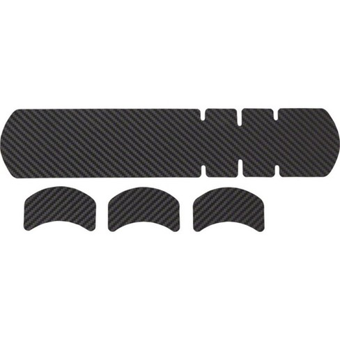 Carbon Leather Lizard Skins Adhesive Bike Protection Patch Kit