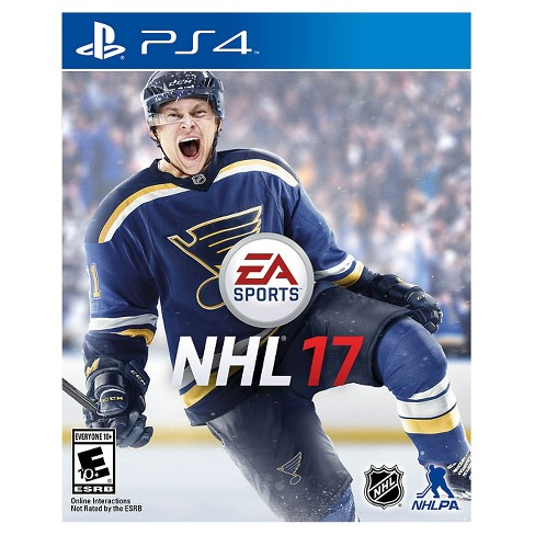 NHL 17 PlayStation 4 - image 1 of 8