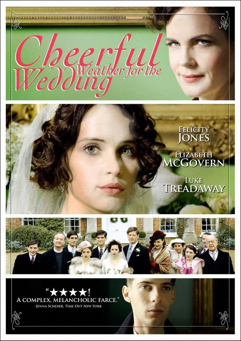 Cheerful Weather For The Wedding (DVD) - image 1 of 1