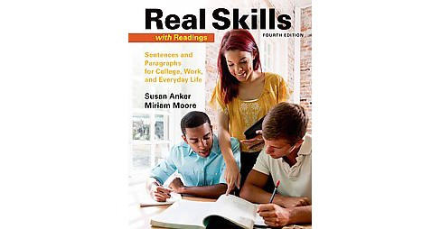 Real Skills with Readings : Sentences and Paragraphs for College, Work, and Everyday Life (Paperback) - image 1 of 1