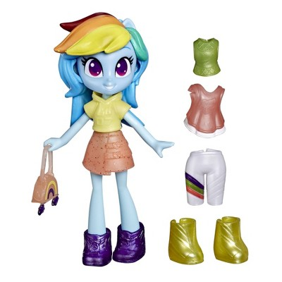 My Little Pony Equestria Girls Fashion Squad Rainbow Dash : Target