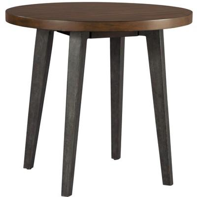 Hekman 24307 Hekman Spayed Leg End Table 2-4307 Monterey Point