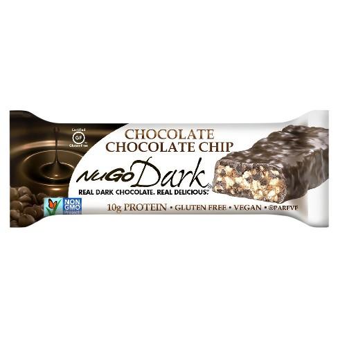 Nugo Dark Chocolate Chip Gluten Free Granola Bars - 1.76oz - image 1 of 2