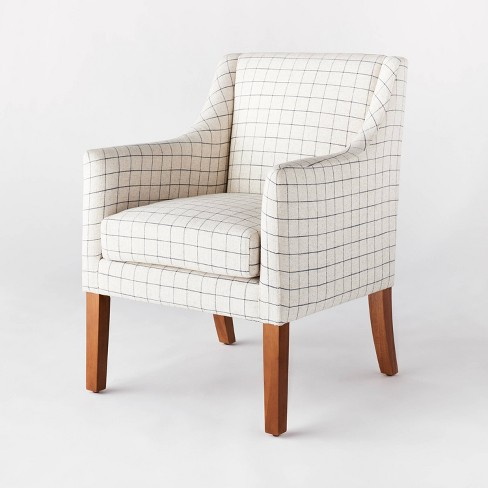 Clearfield Swoop Arm Dining Chair - Threshold™ designed with Studio McGee - image 1 of 4