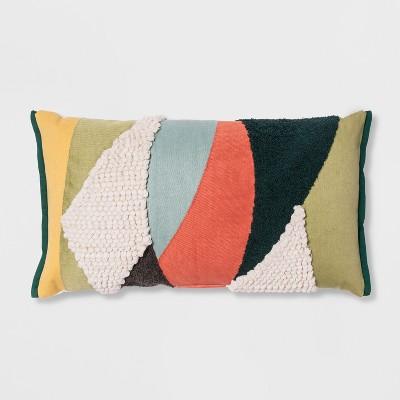 Color Block Lumbar Pillow - Project 62™