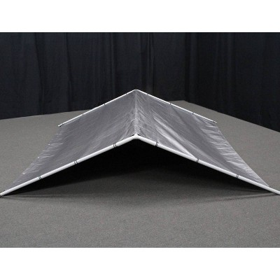 King Canopy 10'x 10' Dog Kennel Cover