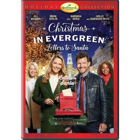 Evergreen: Letters To Santa (DVD