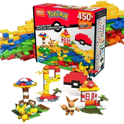 Mega Construx Pokemon Building Box Construction Set