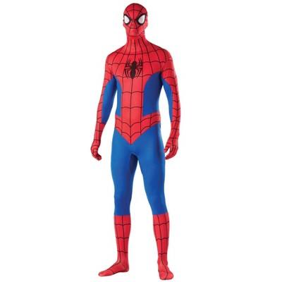 Rubies Spiderman 2nd Skin Men's Costume