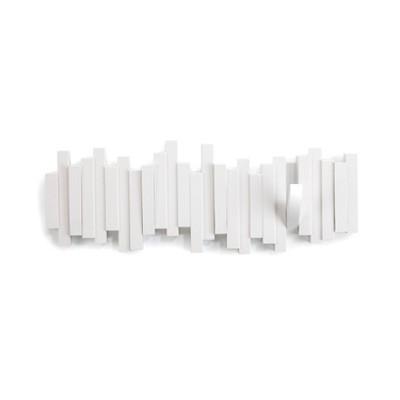 "Umbra 23.38""x8.25"" Sticks Decorative Hook Rack"