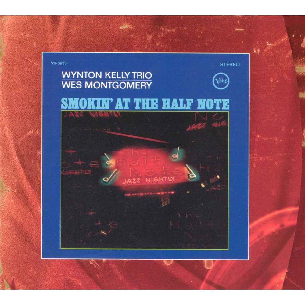 Wes Montgomery - Smokin At The Half Note (CD)