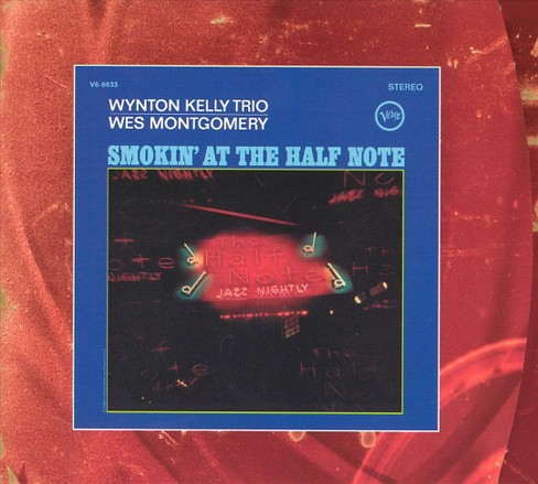 Wes montgomery - Smokin at the half note (CD) - image 1 of 1
