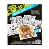 Crayola Art with Edge Sugar Skulls Coloring Book - image 4 of 4