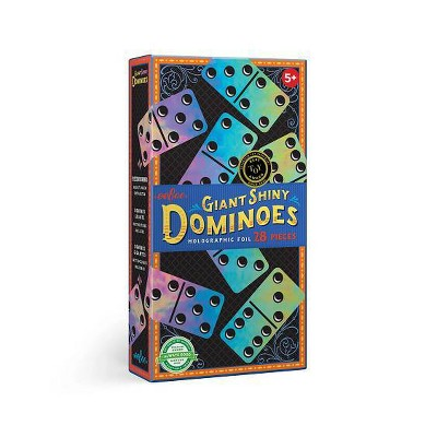 Giant Shiny Dominoes Tile Game