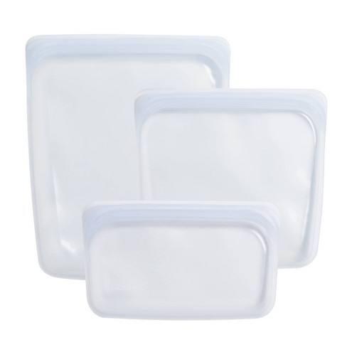 Stasher Trio Food Storage Container - 3ct - image 1 of 4