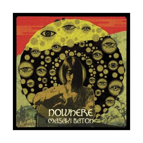 b69e4b15176 Masaki Batoh - Nowhere (CD)   Target