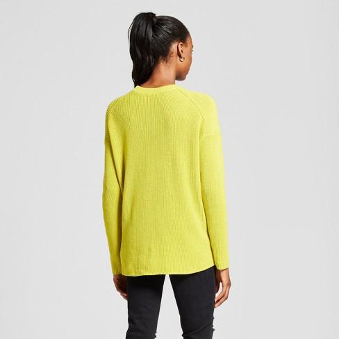 496f92cb850 Women s Sweater Tunic - Mossimo™ Green XS   Target