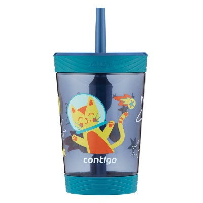 Contigo 14oz Plastic Kids' Spill Proof Tritan Tumbler