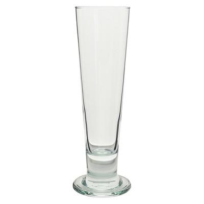 10 Strawberry Street Rostock Footed Pilsner Glasses 14oz - Set of 6