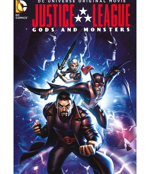 Justice league:Gods & monsters (DVD) - image 1 of 1