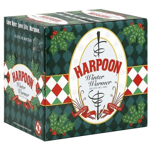 Harpoon® Winter Warmer Beer - 12pk / 12oz Bottles - image 1 of 1