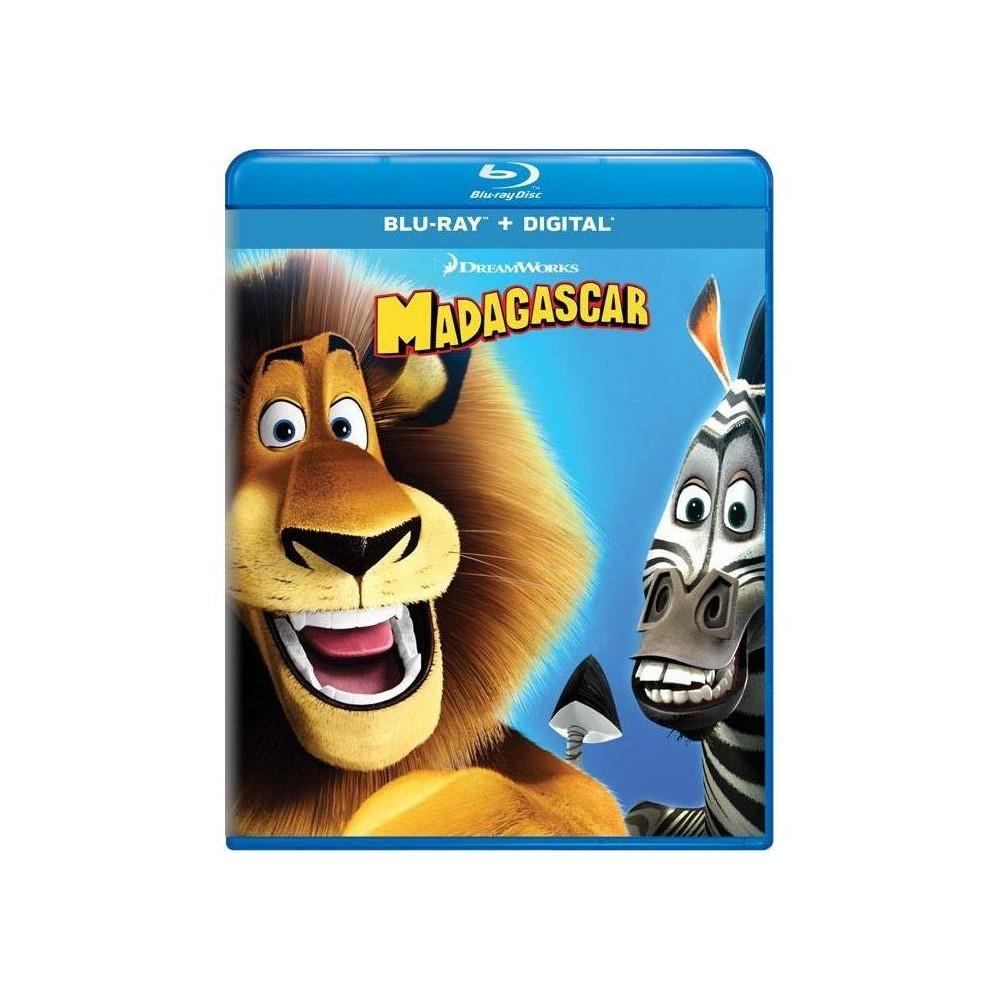 Madagascar Blu Ray