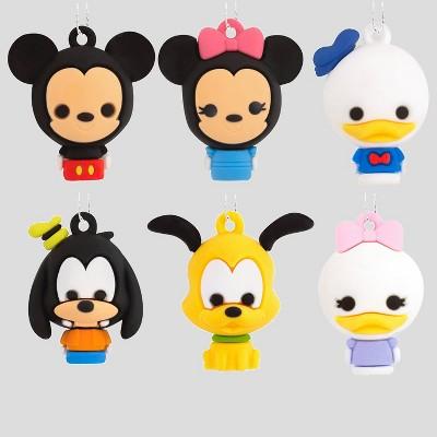 Hallmark Mini Set Mickey Mouse & Friends Christmas Tree Ornament