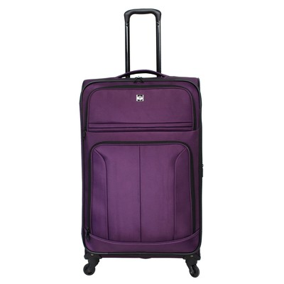 "Skyline 29"" Spinner Checked Suitcase"