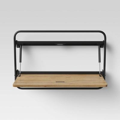 Wall Mount Desk Natural - Room Essentials™
