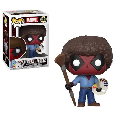 POP! Marvel: Deadpool Playtime - Bob Ross - image 1 of 1