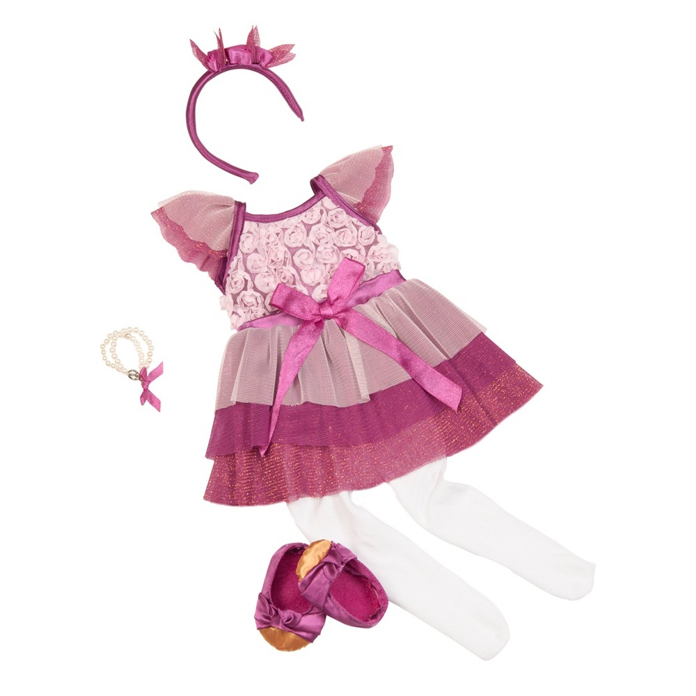Our Generation Deluxe Outfit - Twinkle Rose