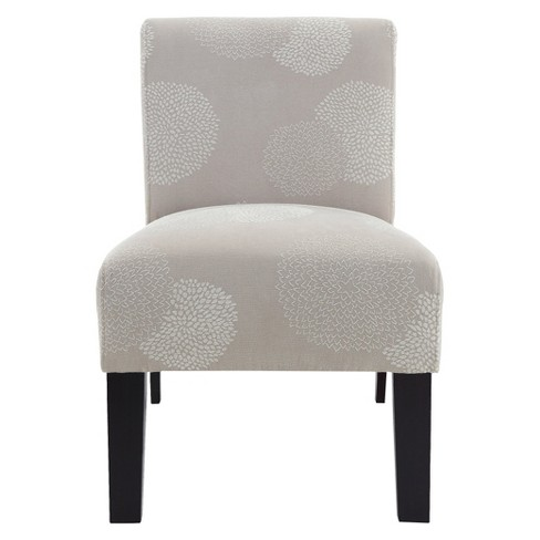 Sunflower Deco Accent Chair - DHI - image 1 of 3